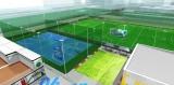 複合スポーツエンターテインメント施設『スポル品川大井町』バスケットボール&フットホボール