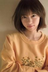 『週刊少年マガジン』23号の表紙に登場した西野七瀬 (撮影/細居幸次郎)
