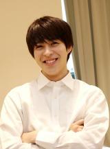 旗揚げ公演『SHIRO TORA 〜beyond the time〜』への想いを語る西銘駿(C)Deview
