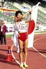 TBS系で放送される『アジア大会2018ジャカルタ』スペシャルキャスターに就任した高橋尚子 1998年「バンコクアジア大会」女子マラソンで金メダル(当時アジア最高記録)写真提供:フォート・キシモト