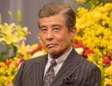 映画『終わった人』の完成披露記者会見に出席した舘ひろし (C)ORICON NewS inc.
