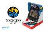 発売が正式発表された「NEOGEO mini」日本版
