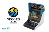 発売が正式発表された「NEOGEO mini」海外版