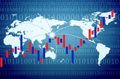 手軽さが魅力のネット証券。海外の株を買う時にも便利に利用できる(画像はイメージ)