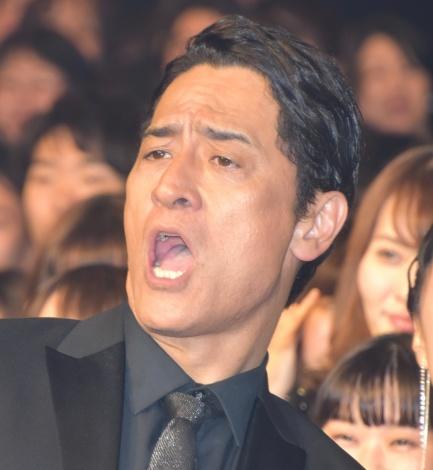 橋本さとし=舞台『新感線☆RS メタルマクベス』製作発表記者会見』 (C)ORICON NewS inc.