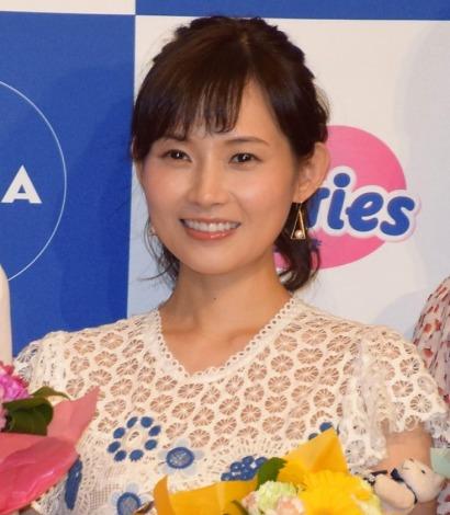 サムネイル 第2子妊娠を発表した安倍なつみ (C)ORICON NewS inc.