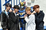 EBiSSH、 『映画ドライブヘッド〜トミカハイパーレスキュー 機動救急警察〜』映画主題歌を担当 (C)PJ-S・J/S・TB