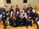 東京スカパラダイスオーケストラ feat.さかなクンとして、さかなクンが初登場(C)テレビ朝日
