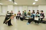 楽屋ロケで「自分が最近進化したこと」を告白(C)NHK