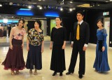 第4話は社交ダンスが題材に(C)テレビ東京