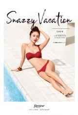 Ravijourの夏カタログ『Snazzy Vacation(スナージー・バケーション)』モデル/加治ひとみ