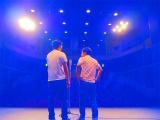 単独ライブ『FINE!』を開催するウエストランド