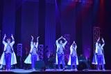 初のホールツアー『純烈コンサート2018』の初日を迎えた純烈(5月11日=東京・国際フォーラム ホールC)(C)oricon ME inc.