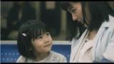 中村ゆりが母親役を演じている