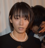 涙ながらに故人を偲んだ吉岡里帆 (C)ORICON NewS inc.