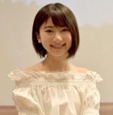 「朝ドラ出演!」とインタビューで夢を語った池間夏海 (C)ORICON NewS inc.