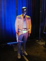 映画『ハン・ソロ/スター・ウォーズ・ストーリー』(6月29日公開)グローバルプレスジャケット会場に展示されていた衣装=ハン・ソロ (C)ORICON NewS inc.