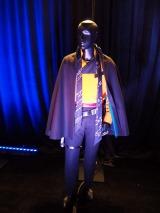 映画『ハン・ソロ/スター・ウォーズ・ストーリー』(6月29日公開)グローバルプレスジャケット会場に展示されていた衣装=ランド・カルリジアン (C)ORICON NewS inc.