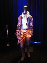 映画『ハン・ソロ/スター・ウォーズ・ストーリー』(6月29日公開)グローバルプレスジャケット会場に展示されていた衣装=ヴァル (C)ORICON NewS inc.