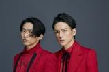 デビュー日が決定したKEN☆Tackey(左から)三宅健、滝沢秀明