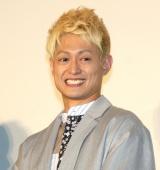 『ラスト・ホールド!』初日舞台あいさつに出席した塚田僚一 (C)ORICON NewS inc.