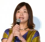 映画『ラブ×ドック』公開記念舞台あいさつに出席した大久保佳代子 (C)ORICON NewS inc.