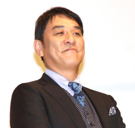 映画『孤狼の血』初日舞台あいさつに出席したピエール瀧 (C)ORICON NewS inc.