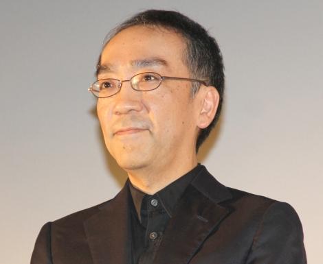映画『蝶の眠り』初日舞台あいさつに出席した新垣隆 (C)ORICON NewS inc.