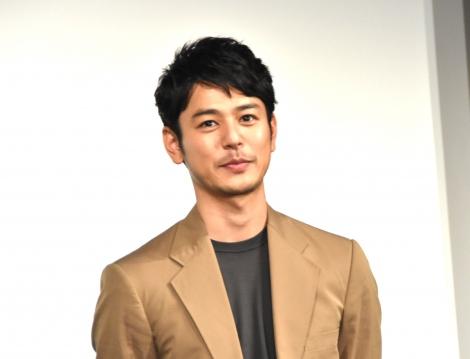映画『妻よ薔薇のように 家族はつらいよIII』のイベントに出席した妻夫木聡 (C)ORICON NewS inc.