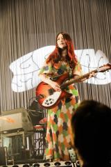全25曲を熱唱した松尾レミ Photo by HAJIME KAMIIISAKA