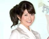第1子出産を発表した森麻季アナウンサー (C)ORICON NewS inc.