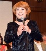 『インペリアル ジャズ 2018』のプレス説明会に出席した佐々木秀実 (C)ORICON NewS inc.