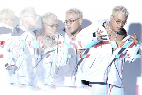 CRAZYBOYこと三代目JSBのELLYが7月にベストアルバムをリリース