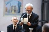 映画監督・高畑勲さんのお別れ会の模様