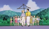 『おもひでぽろぽろ』 (C)1991 岡本螢・刀根夕子・Studio Ghibli・NH