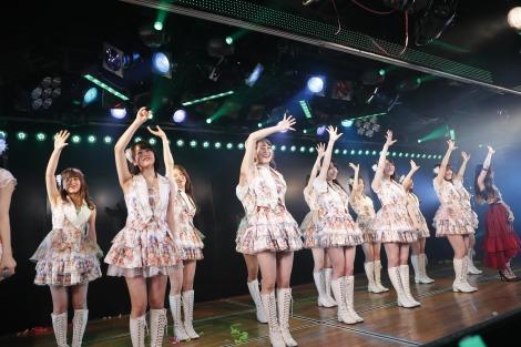 峯岸チームK千秋楽公演より(C)AKS