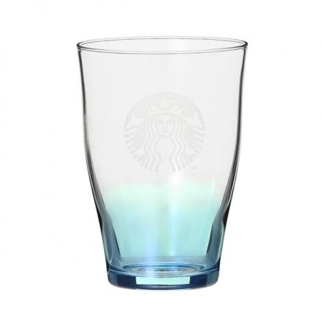 【5/14発売】『グラスブルーグラデーション296ml』\1200