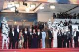 『第71回カンヌ国際映画祭』のレッドカーペットに映画『ハン・ソロ/スター・ウォーズ・ストーリー』のキャスト・スタッフが勢ぞろいした