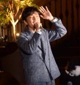ドラマ主題歌を初披露した森山直太朗 (C)ORICON NewS inc.