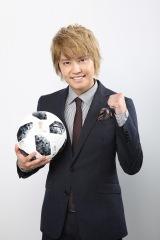 日本テレビ系FIFAワールドカップ2018メインキャスターに起用されたNEWSの手越祐也 (C)日本テレビ