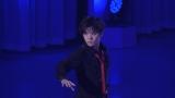 5月20日放送、BSジャパン『プリンスアイスワールド2018 横浜公演』宇野昌磨(C)BSジャパン
