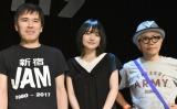 映画『馬の骨』トークイベントに出席した桐生コウジ (C)ORICON NewS inc.