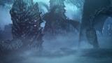 アニメーション映画『GODZILLA 決戦機動増殖都市』(5月18日公開)場面カット(C)2018 TOHO CO., LTD.