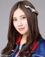 SKE48 23rdシングル選抜メンバーの北川綾巴(C)AKS