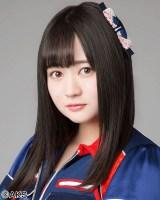 SKE48 23rdシングル選抜メンバーの江籠裕奈(C)AKS
