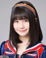 SKE48 23rdシングル選抜メンバーの小畑優奈(C)AKS