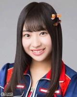 SKE48 23rdシングル選抜メンバーの日高優月(C)AKS
