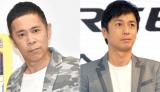 (左から)岡村隆史、徳井義実 (C)ORICON NewS inc.