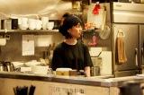 弘中アナは「全然違う職種の役が来るとうれしい」と芝居にも興味を示していた(C)テレビ朝日