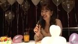 20日放送のMBS・TBS系『情熱大陸』誕生日イベントで笑顔を見せる藤田ニコル (C)MBS